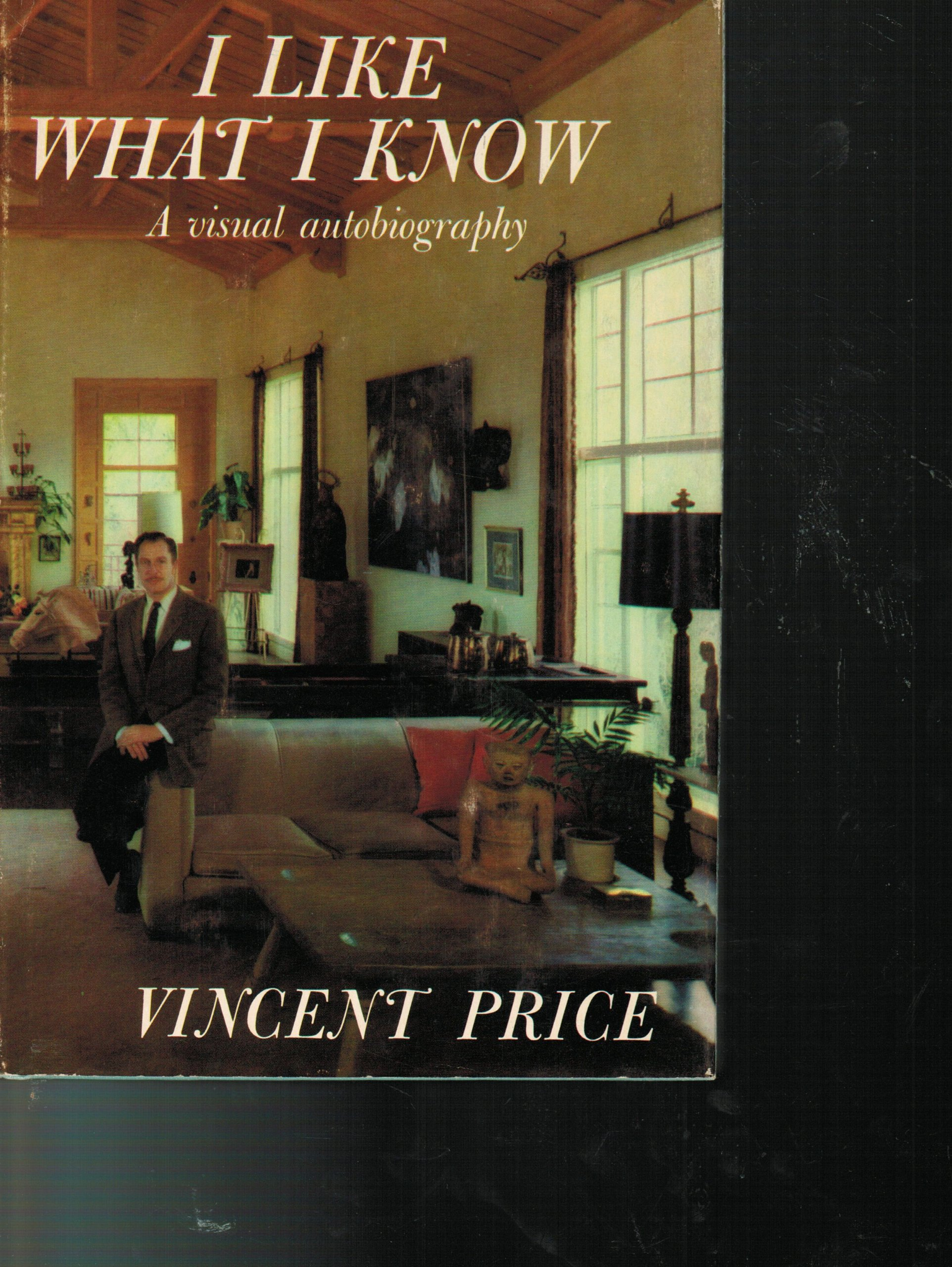 I like What I Know: A Visual Autobiography, Price, Vincent