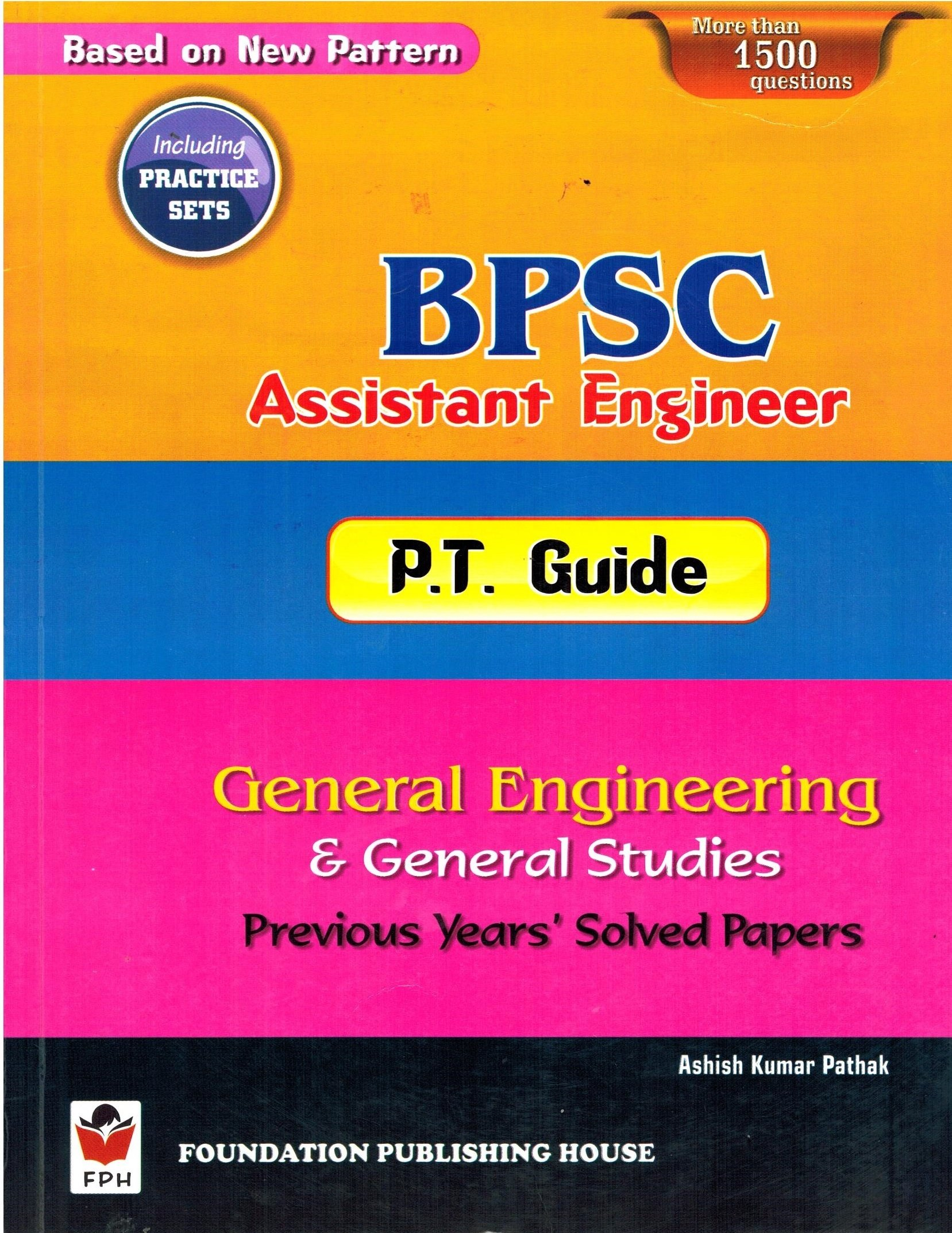 Buy BPSC Assintant Enginner General Engineering and General