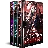 Chimera Academy The Complete Collection: A Reverse Harem Sci Fi Romance Box Set