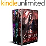 Chimera Academy The Complete Collection: A Reverse Harem Sci Fi Romance Box Set