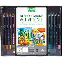Crayola Signature Blend & Shade Activity Set