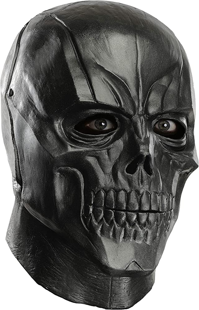 Adult Deluxe Dark Knight Scarecrow Mask
