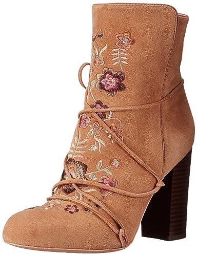 Sam Edelman Women's Winnie Boot, Whiskey, ...