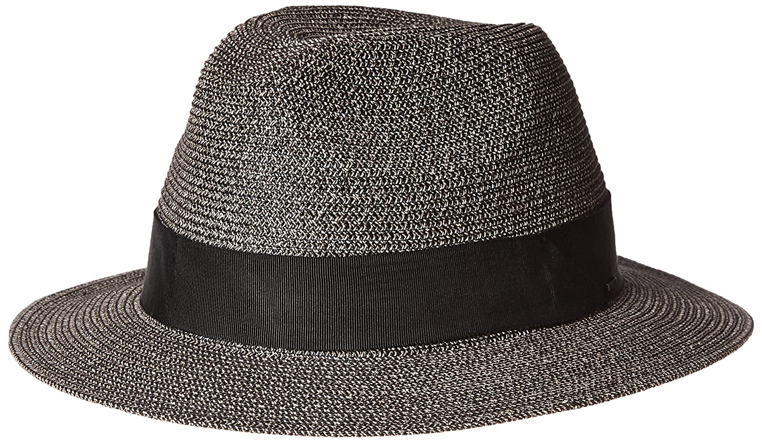 Bailey Fedora Wilshire Black Bailey of Hollywood Straw Hats Summer Hat Trilby