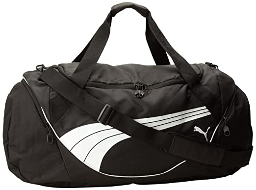 Amazon.com  PUMA Men s Teamsport Formation 28 Inch Duffel Bag f55dbbba029c8