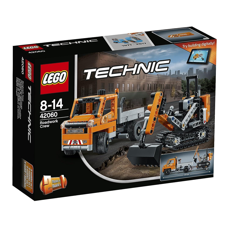 LEGO Technic Equipo de trabajo carretera