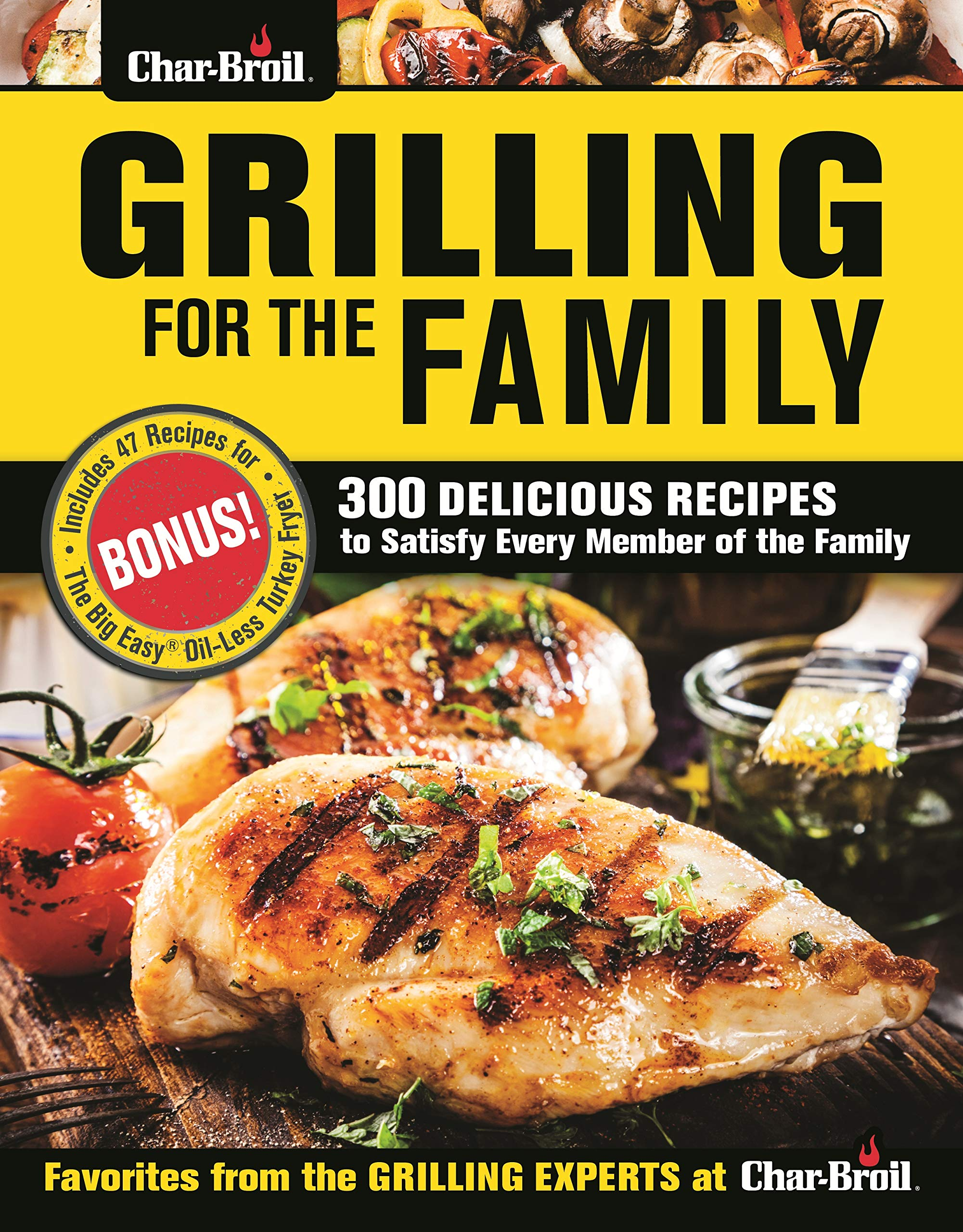 Amazon.com: Char-Broil Grilling for the Family: 300 ...
