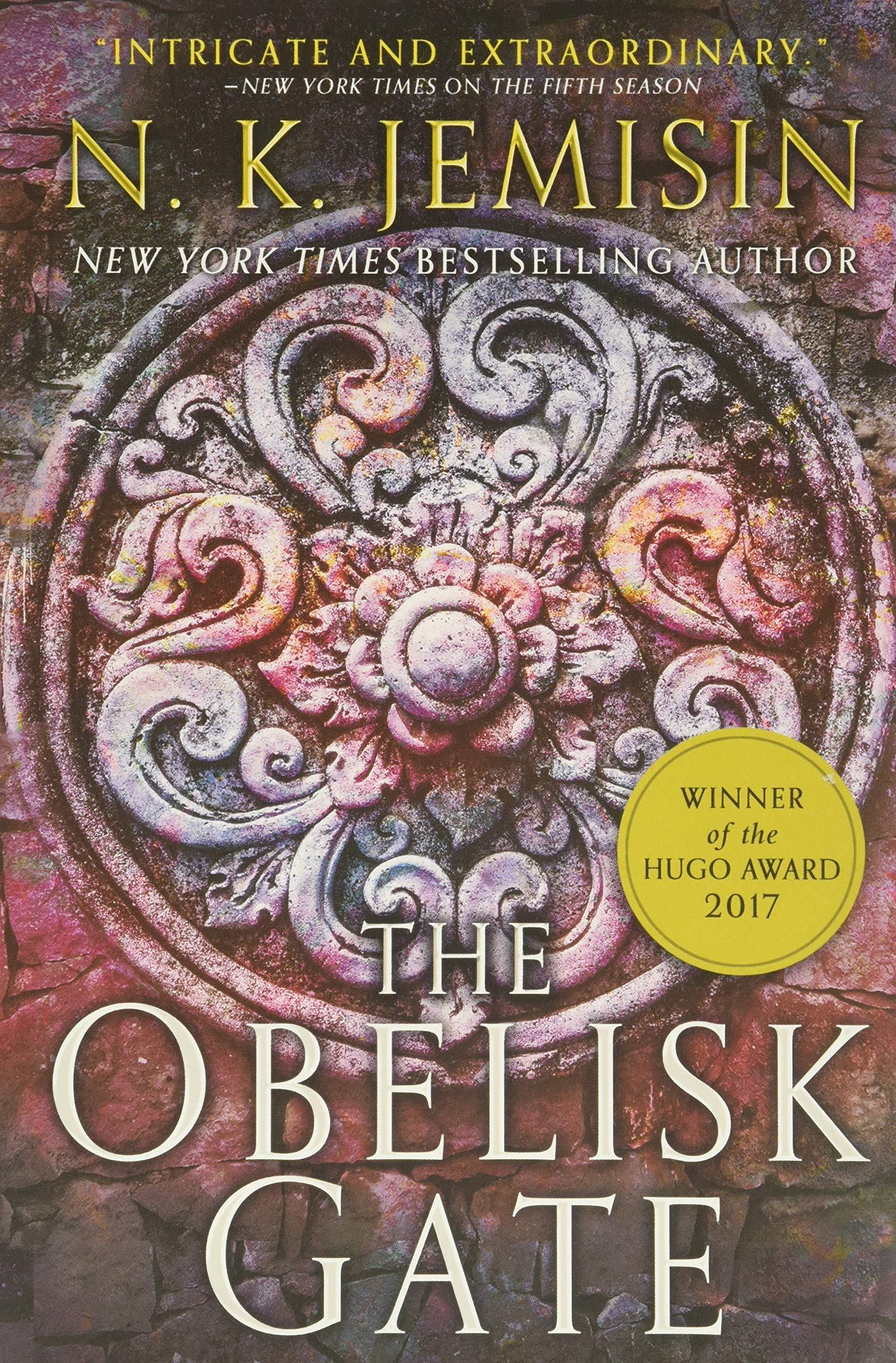 Download The Obelisk Gate The Broken Earth 2 By Nk Jemisin