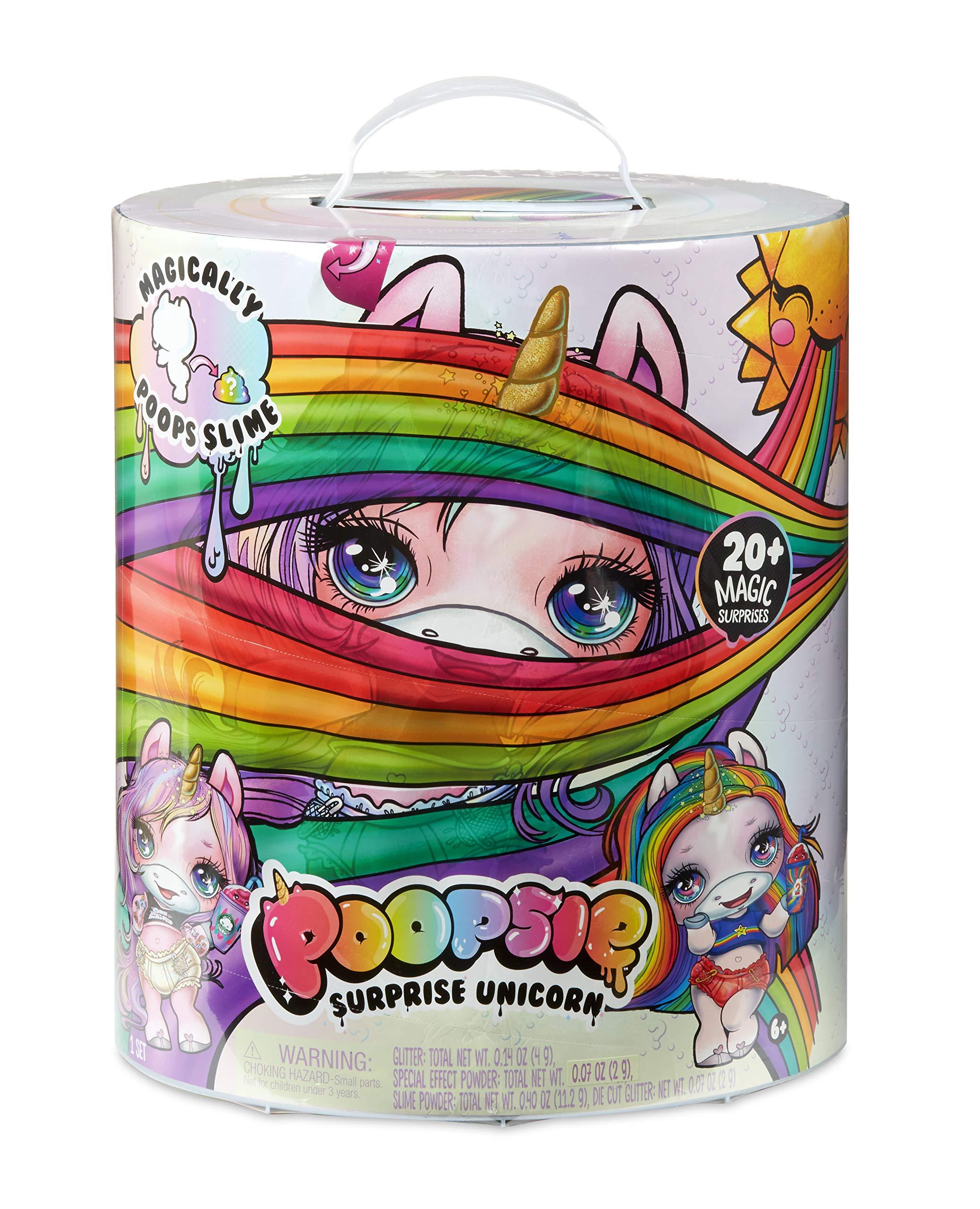 Poopsie Slime Surprise Unicorn, Pink Or Rainbow