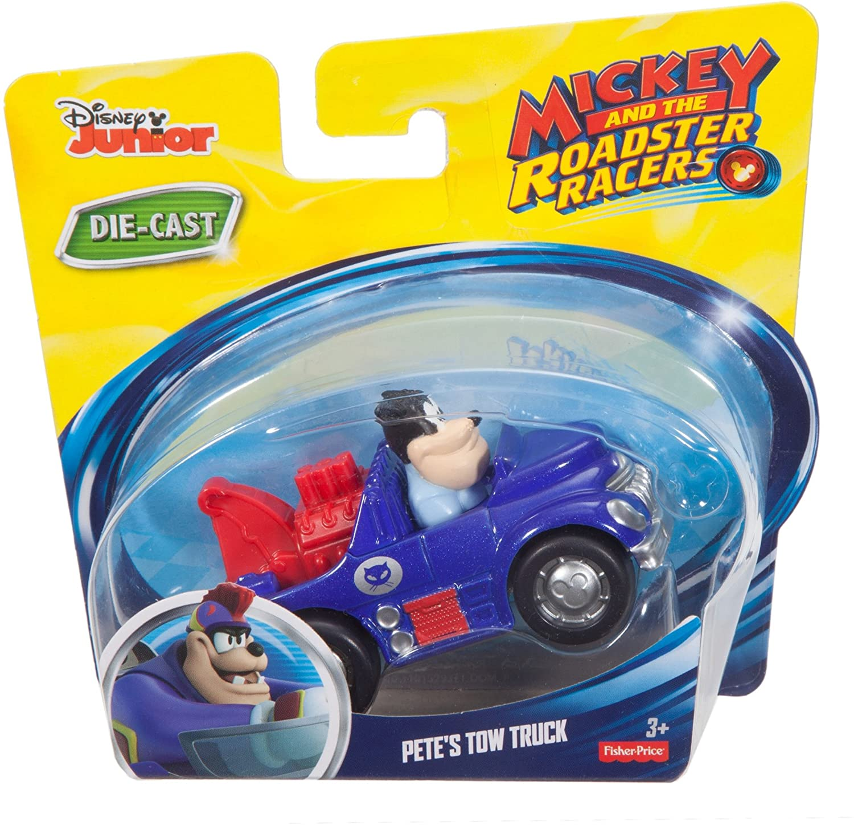 Amazon.com: Fisher-Price Disney Junior Mickey & the Roadster Racers ...