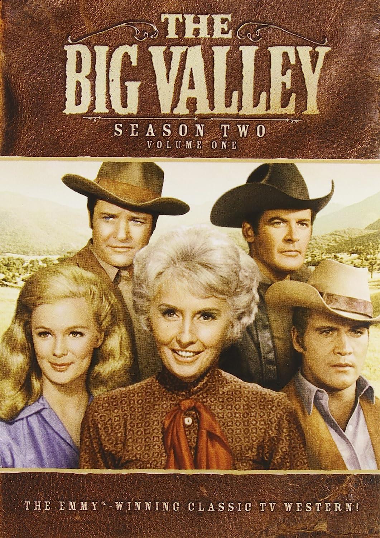 Amazoncom Big Valley Season 2 Volume 1 Richard Long
