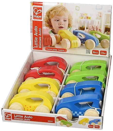 Multicolore Hape Display con mini auto 0hpe0057