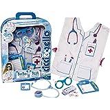 Giochi Preziosi - Cicciobello Set Dottoressa con Camice per la Bambina ed Accessori