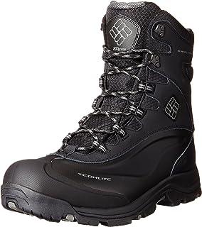 Amazon.com | Columbia Men's Bugaboot Wide Snow Boot, Black ...
