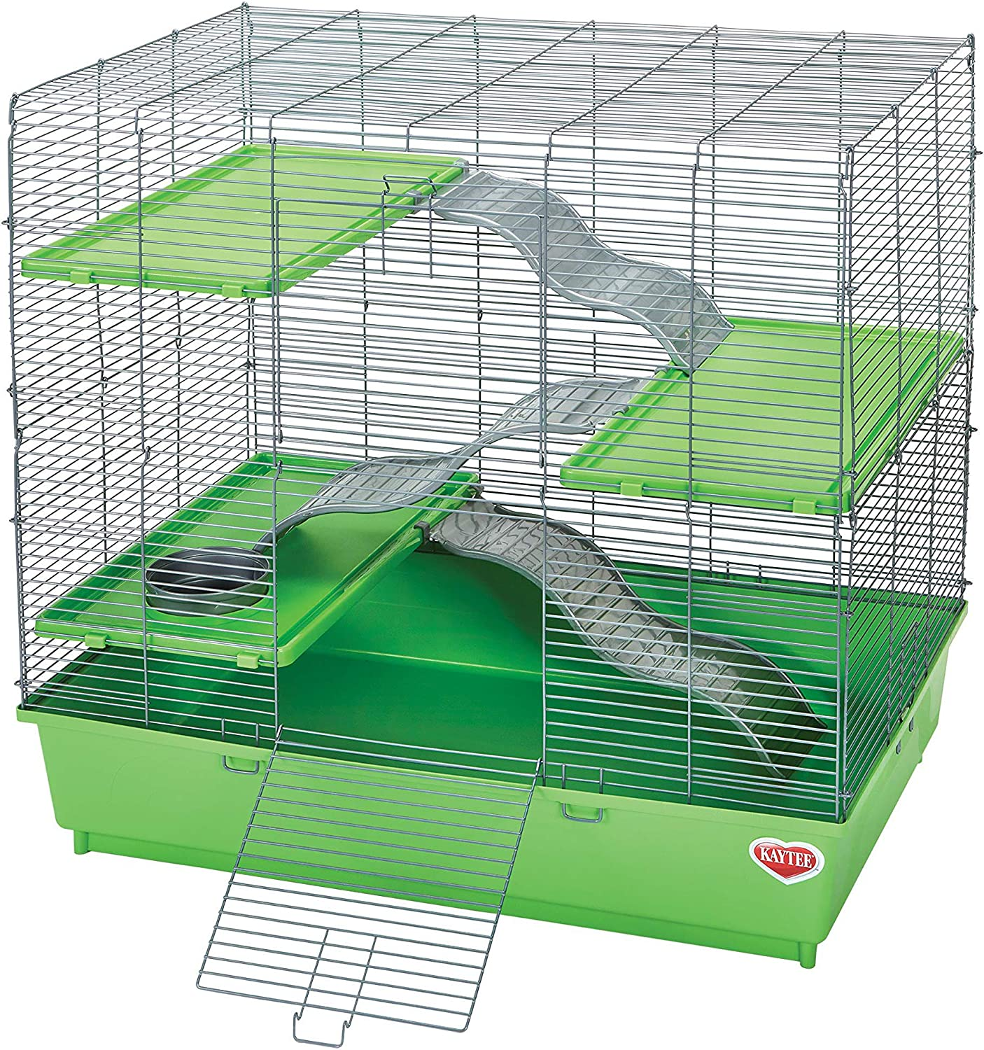 #8. Kaytee First Home Multi-Level Hamster Habitat