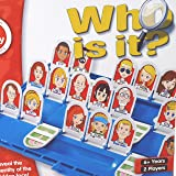 Classic Board Game - Who is it?