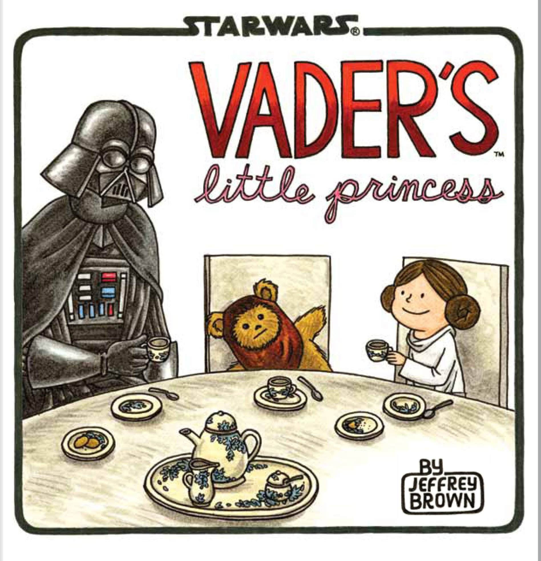Amazon.com: Vader's Little Princess (8601200589504): Brown ...
