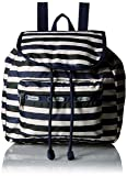 LeSportsac Women's Classic Small Edie Backpack, Cotton Stripe