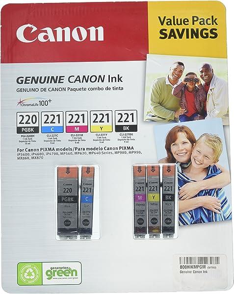 Amazon.com: Genuine Canon QY6-0073 Printhead for Pixma ...