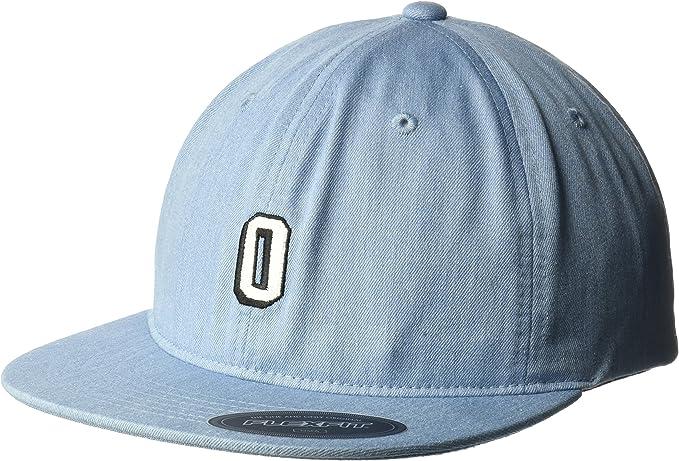 Obey Hombres Gorra de béisbol - Azul -: Amazon.es: Ropa y accesorios