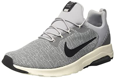 aee8de3723 Nike Men's Air Max Motion Racer Trainers, Multicolour (Cool Black Wolf Grey -Sail