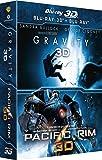 Gravity 3D + Pacific Rim 3D (Blu-ray 3D + Blu-Ray)