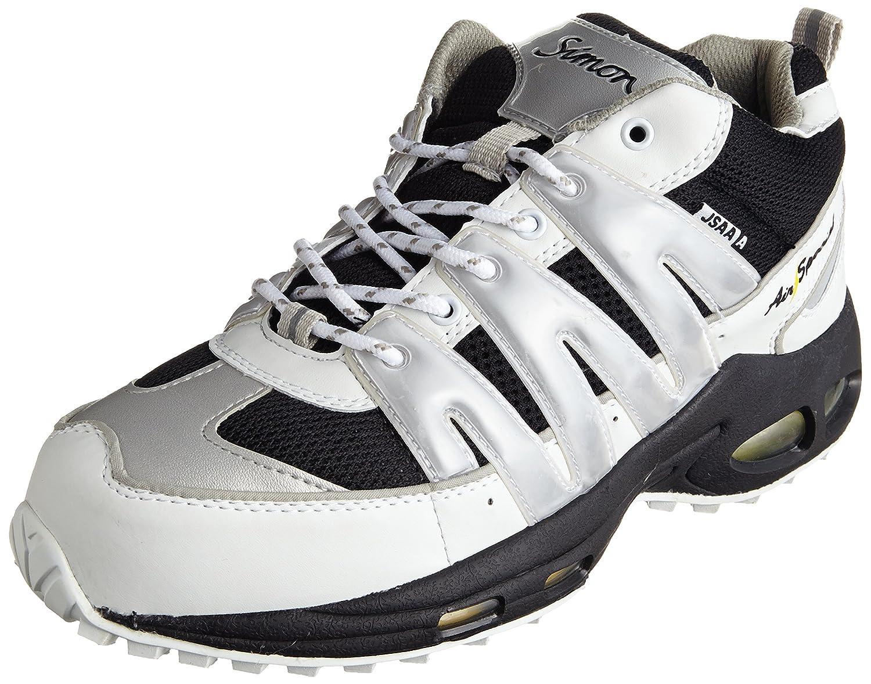 [シモン] 作業靴 短靴 スニーカー 静電 エアースペシャル3000