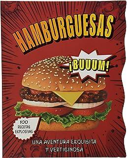 Hamburguesas (Spanish Edition)