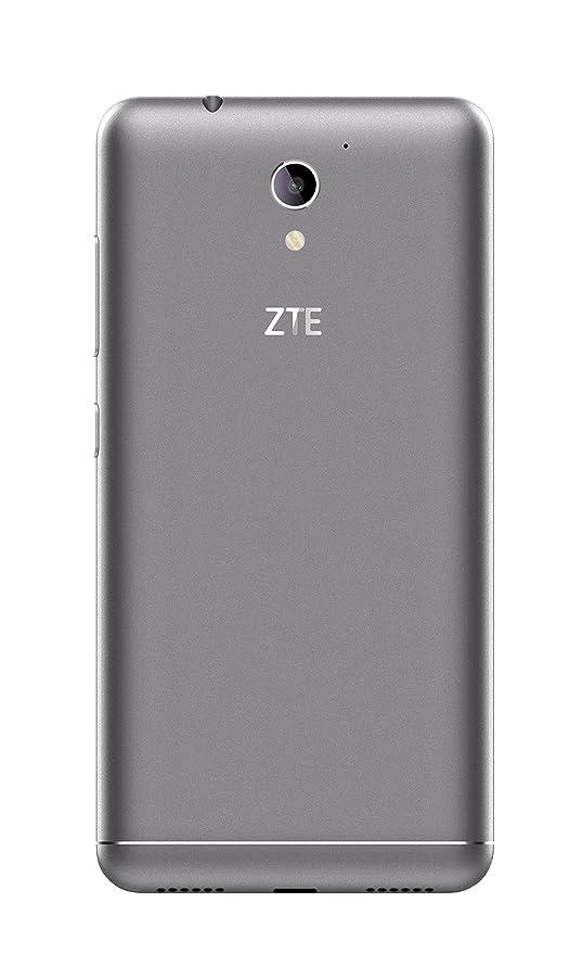 ZTE Blade A510 - Smartphone Libre de 5 (4 núcleos a 1 GHz, Memoria Interna 8 GB, 1 GB RAM, cámara Trasera 13 Mpx, Mediatek MT6735P, Android 6.0), ...