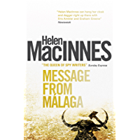 Message From Malaga (English Edition)