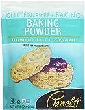 Pamela's Products Aluminum Free Baking Powder, 8 Count