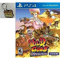 Wild Guns Reloaded con llavero de edición limitada
