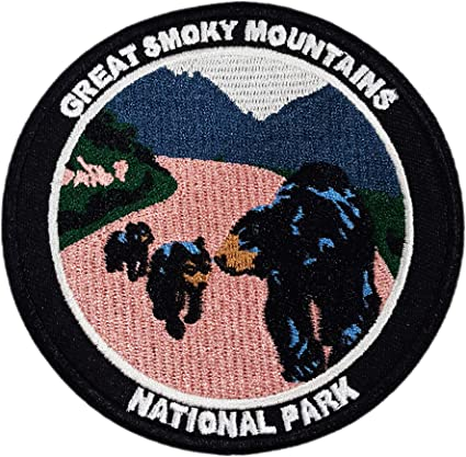 Olympic National Park Embroidered Patch Iron-On Sew-On Souvenir Applique