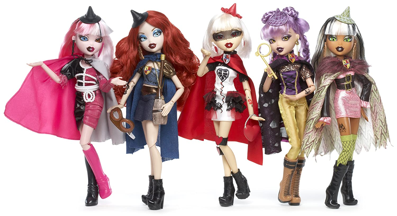2f96d6fd6c0f78 Amazon.com  Bratzillaz Doll - Jade J  Adore  Toys   Games