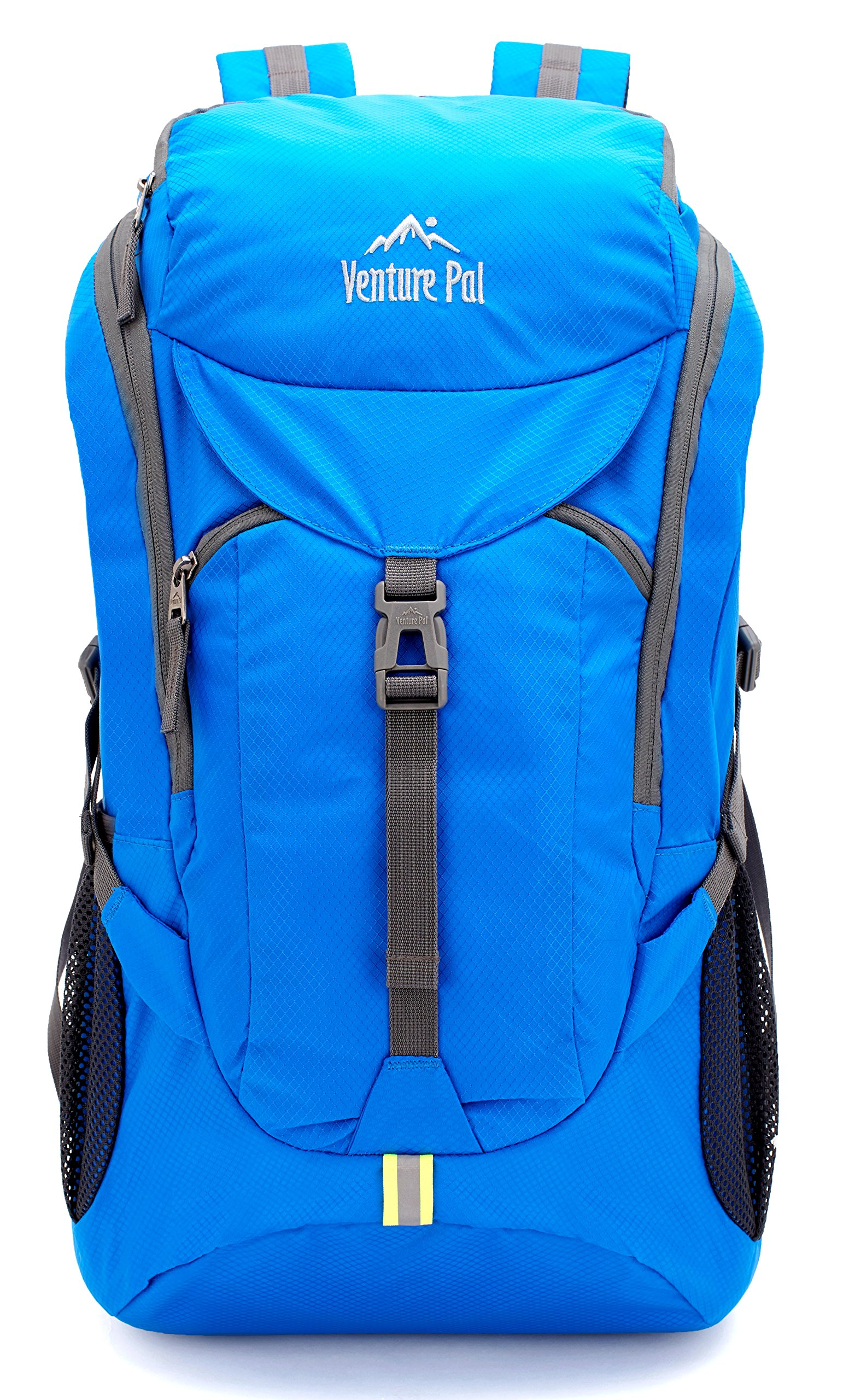 Venture Pal Hiking Backpack - Packable Durable Lightweight Travel Backpack Daypack for Women Men(blue)