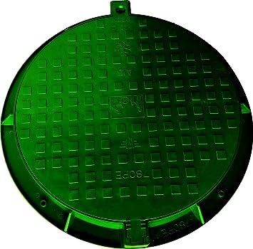 315 mm Schachtabdeckung Abdeckung gewelltes Abflusssteigrohr Kanaldeckel Zisternendeckel 315 340 400 425 Kunststoff A15