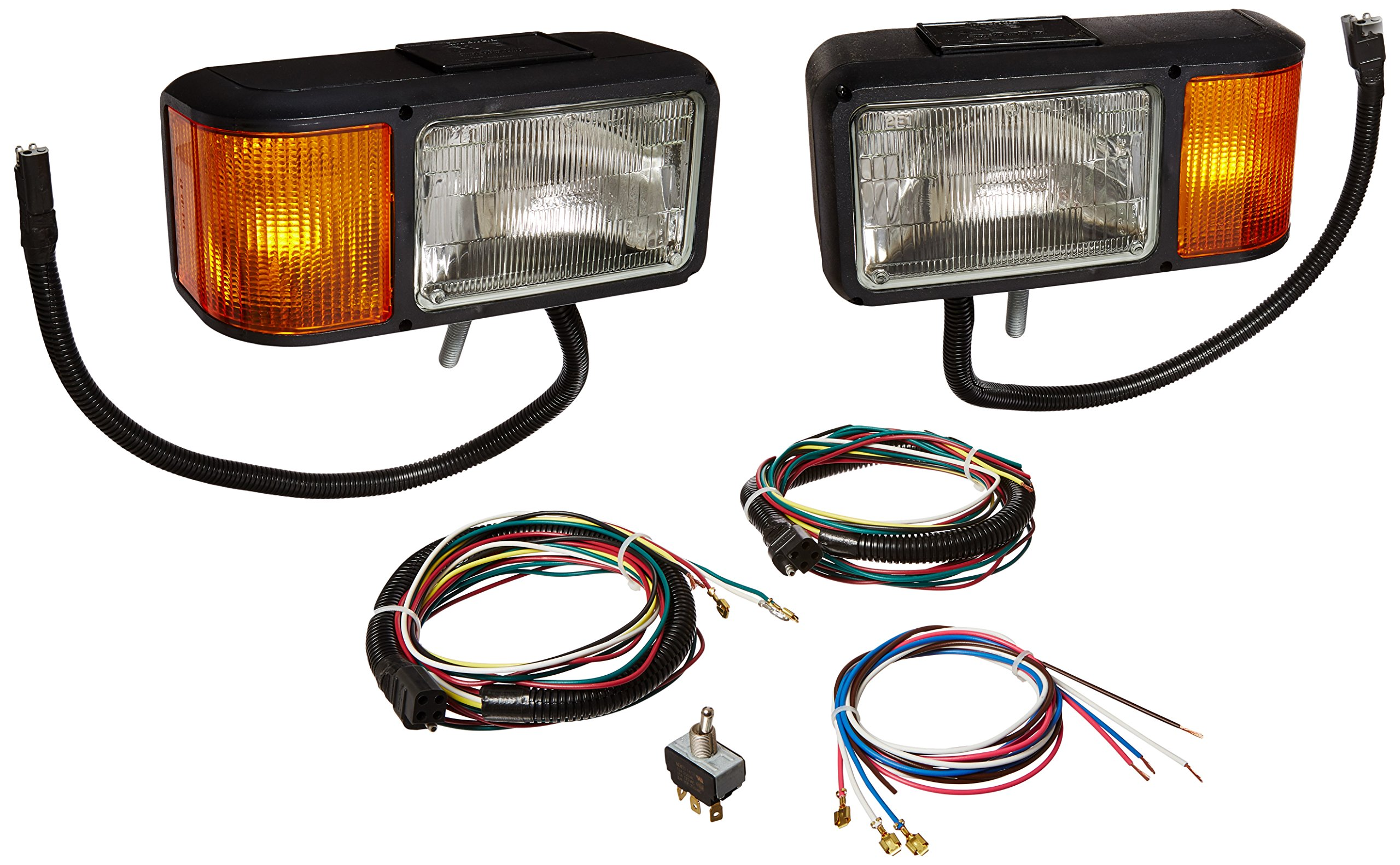 Truck-Lite 80888 Economy Snow Plow/ATL Light Kit by Truck-Lite