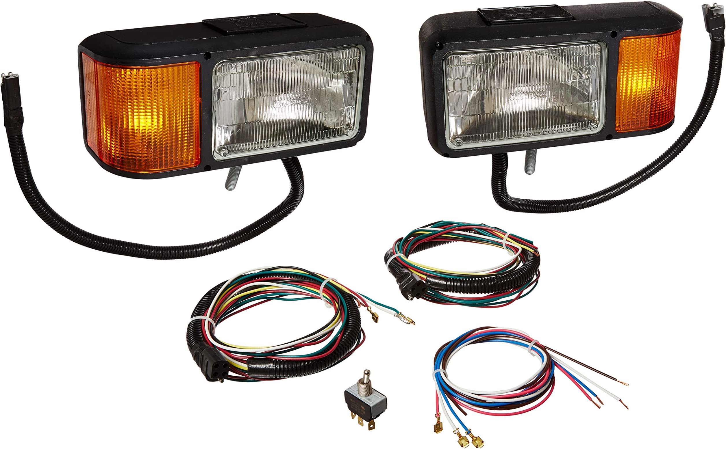 85 Gmc Plow Light Wiring Harness Just Another Diagram Blog Basic Amazon Com Snow Attachments Accessories Ice Automotive Rh