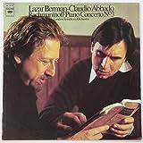 Lazar Berman, Claudio Abbado: Rachmaninoff - Piano Concerto No.3, London Symphony Orchestra