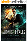 Midnight Falls: A Morgan Rook Supernatural Thriller (The Order of Shadows Book 2)