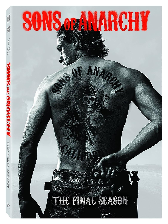 Amazon Com Sons Of Anarchy Season 7 Charlie Hunnam Katey Sagal Mark Boone Jr Dayton Callie Kim Coates Movies Tv