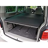 campinie cama plegable para vw t5 multivan y california. Black Bedroom Furniture Sets. Home Design Ideas