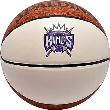 Spalding NBA – Balón de baloncesto de autógrafos Sacramento Kings ...