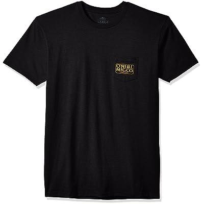 O'NEILL Men's Standard Fit Pocket Short Sleeve Tee: Clothing