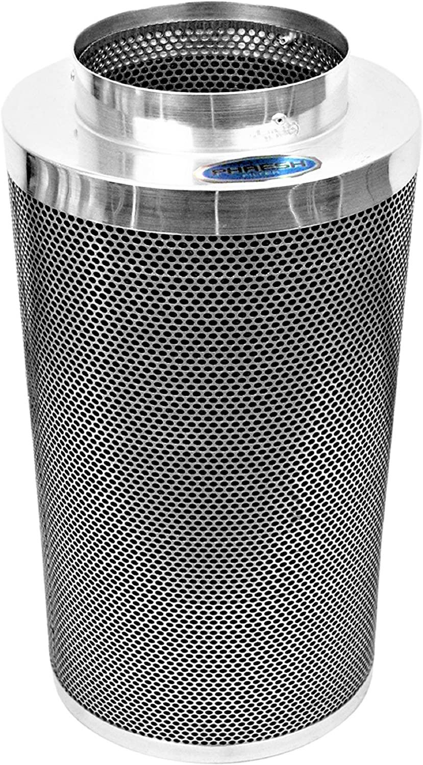Phresh Carbon Filter For The Cleanest Air Around, 8″ x 24″ – 750 CFM