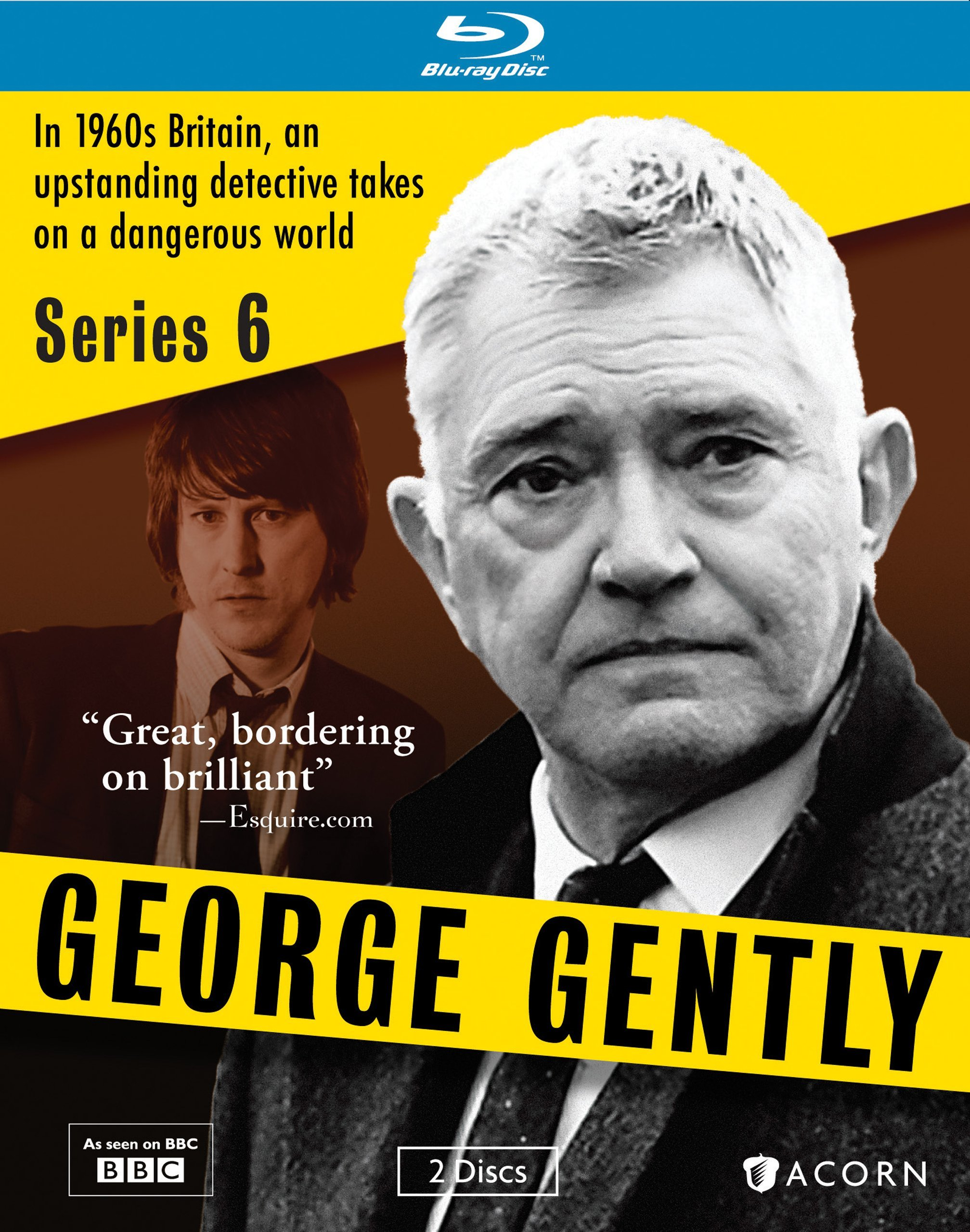 George Gently Series 6 (Widescreen, Digital Theater System, 2PC)