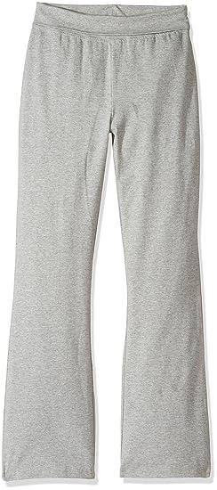 34fff40e86 The Children's Place Girls' Little Yoga Pants, H/T Grey 1847, X