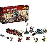 LEGO NINJAGO Legacy Kai's Blade Cycle & Zane's...