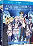 Akashic Record Of Bastard Magic Instructor Blu-Ray/DVD(ロクでなし魔術講師と禁忌教典 全12話)