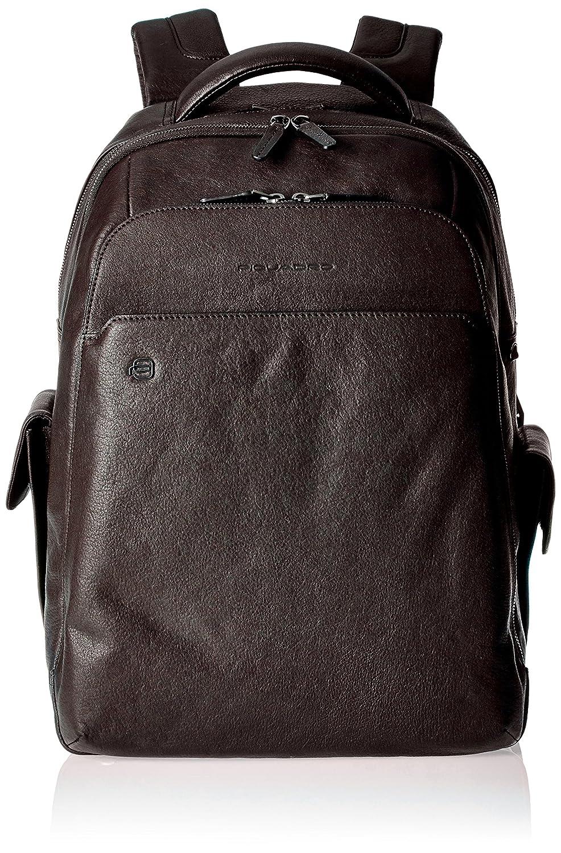 PIQUADRO Backpack BagMotic Man Leather Brown CONNEQU - CA3444B3BM-TM B06XDQQ9RC